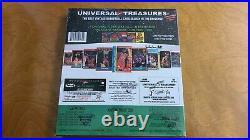 1986 Fleer Universal Treasures Michael Jordan RC/Sticker Last box in Hot Case