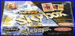 1997-98 Factory Sealed Hobby Box SKYBOX HOOPS Series 2 36 Packs LAST BOX