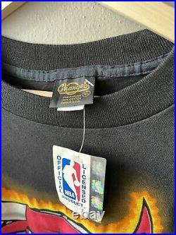 1997 Vintage Chicago Bulls Changes NBA Finals T-Shirt