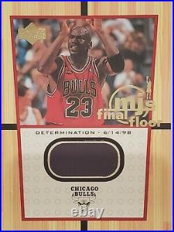 2000 Upper Deck MJ's Final Floor Jumbo LOT of 11 MICHAEL JORDAN FLOOR PATCH
