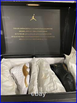 2017 Air Jordan 13/14 DMP Defining Moments Pack Last Shot Size 13 897563 900