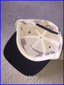CHICAGO BULLS 1996 NBA CHAMPIONS LOCKER ROOM New Snap Back hat cap (LAST DANCE)