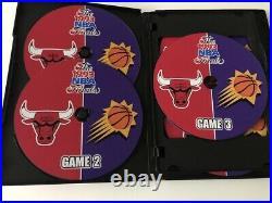 Chicago Bulls 6 Sets 1991 1992 1993 1996 1997 1998 NBA Finals Michael Jordan