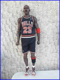 Enterbay 1/6 Michael Jordan Figure #23 Series 2 The Last Shot black jersey
