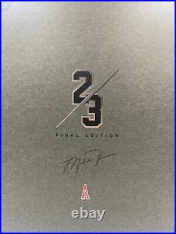 Enterbay 1/6 NBA Masterpiece Michael Jordan Final Edition (Away) NIB US Seller