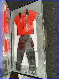 Enterbay Michael Jordan (Away) 1/6 Scale Final Limited Edtn. 2-Pack