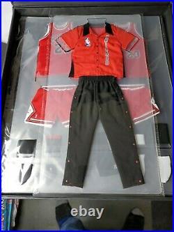 Enterbay NBA Michael Jordan Final Edition Away 1/6 Scale Masterpiece RM-1082 NEW