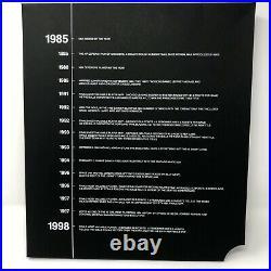 Enterbay NBA Michael Jordan Final Edition Away 871 of 5000 Brand New