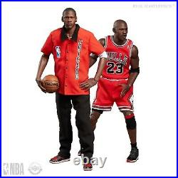 Enterbay NBA RM-1082 Michael Jordan Final Edition Away 1/6 Scale Masterpiece
