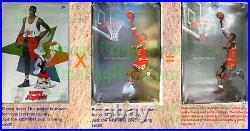 Last Dance Mash-up MISPRINT NIKE Poster Michael Air Jordan Scottie Pippen Hare