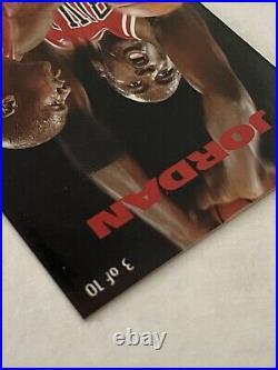 MICHAEL JORDAN 1994-95 Skybox Ntense, Vintage! Rare Mint! The Last Dance GOAT