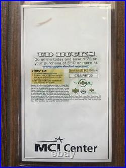 MICHAEL JORDAN 2003 Last NBA Home GAME Commemorative Lanyard Washington Wizards