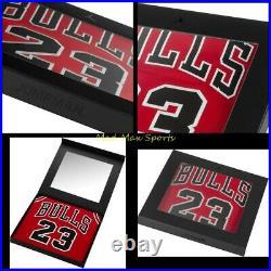 MICHAEL JORDAN Chicago Bulls NIKE Authentic LAST SHOT Box Collection Jersey