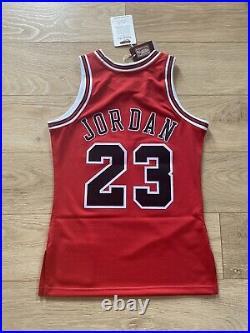 Maillot Michael Jordan Chicago Bulls NBA Finals 98 Mitchell&Ness Small