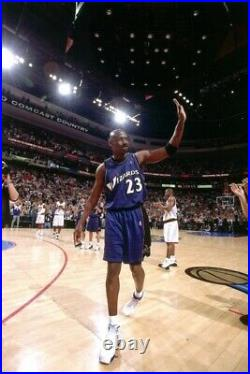 Michael Jordan Wizard Procut Jersey 2003 Last Season Game New WithTag Bulls NBA