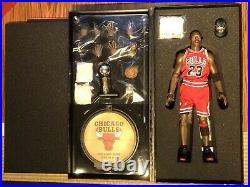 Michael Jordan enter bay THE LAST SHOT 1/6 figure Rare Mint Condition