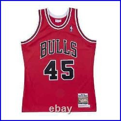 Mitchell & Ness Authentic Jersey Chicago Bulls Finals 1994-95 Michael Jordan