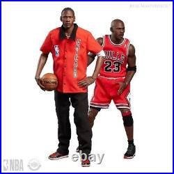 NBA Michael Jordan Final Edition Away 1/6 Scale Masterpiece The Last Dance RARE