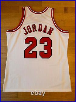 NEW Mitchell & Ness Authentic Michael Jordan Finals Jersey XL Kobe Last Dance