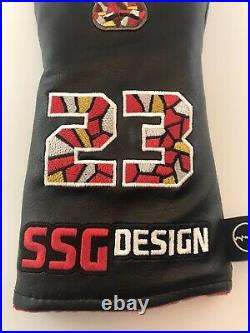 New Sugar Skull Golf The Last Dance 23 Michael Jordan Fw Bulls Cover SSG 910053