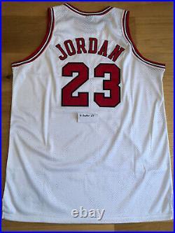 Nike 1998 NBA Finals Pro Cut Michael Jordan Trikot 50 Jersey Vintage Weihnachten