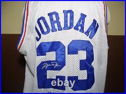 RARE 2003 LIMITED EDITION 1 of 23 MICHAEL JORDAN LAST ALL-STAR GAME JERSEY 2XL