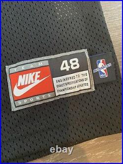 RARE Nike Authentic MICHAEL JORDAN #23 Chicago Bulls Jersey 48 XL Last Dance