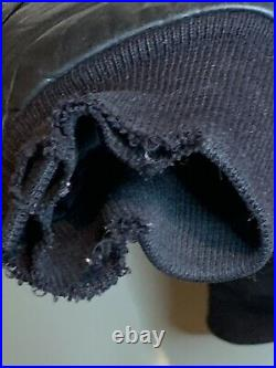 RARE Vintage NIKE AIR Jordan Leather Coat THE LAST DANCE XL JORDANS