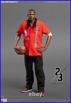 Ready! Enterbay Michael Jordan (Final Limited Edition) Away 1/6 Figures Set