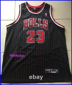Uda Painted Bulls Nike Jersey Auto Michael Jordan #1/1 Autograph Last Shotcoa