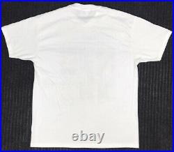 Vintage Deadstock 90s Chicago Bulls T Shirt XL Michael Jordan 1998 Last Dance